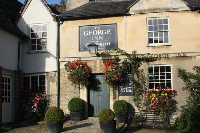 The George Inn Lacock Village