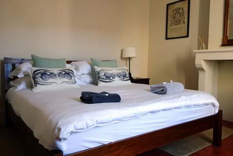 Main bedroom - super kingsize bed