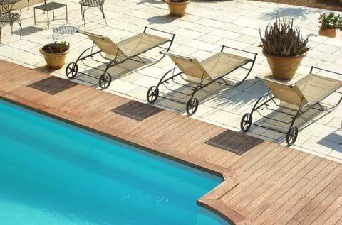 The Pretty Villa Pool