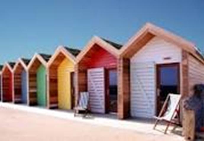 Beach Huts - Blyth
