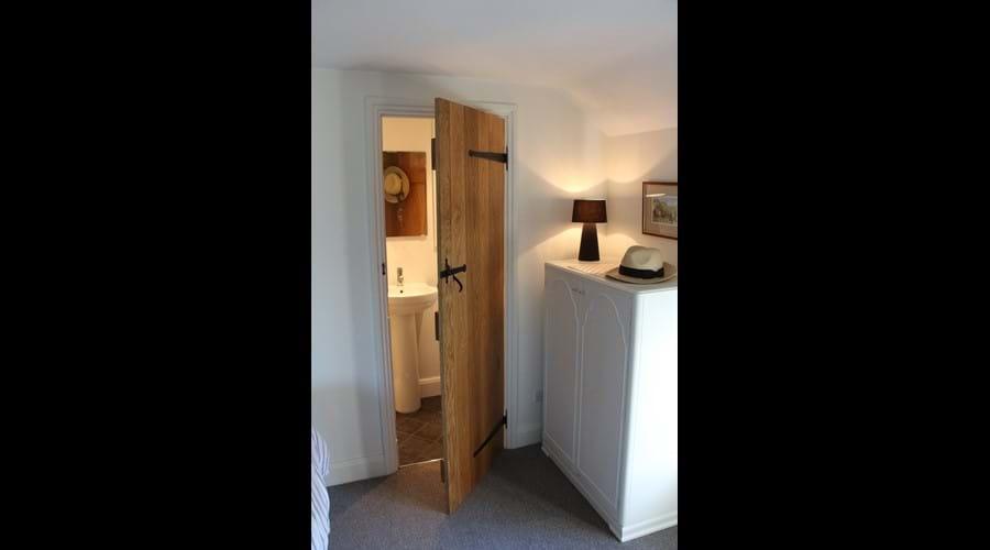 Bedroom 2 showing en-suite