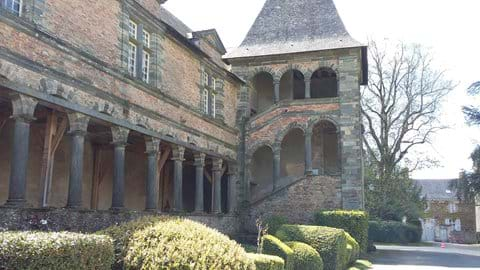 Châteaubriant castle