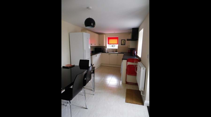 Holiday Cottage kitchen for self catering