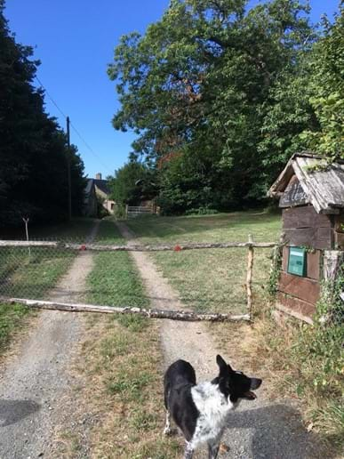 The Entrance to the Farm