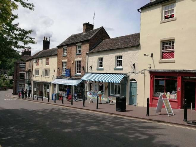 IRONBRIDGE SHOPS