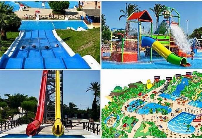 Holiday apartment - Aquopolis park