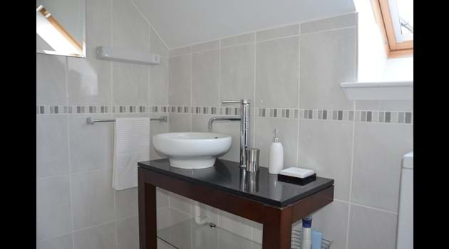 The Cottage - ensuite
