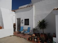 The Entrance to Casita Higuera, 1 Bedroom House.