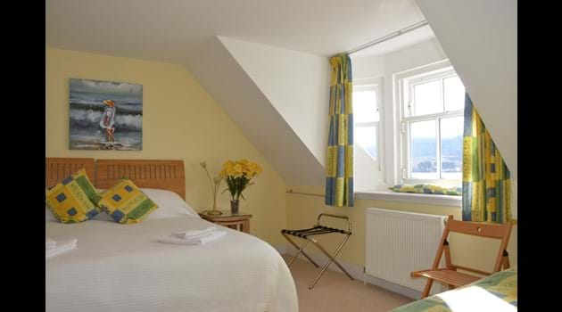 The Cottage - second bedroom