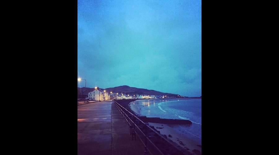 Dawn, Peel Promenade