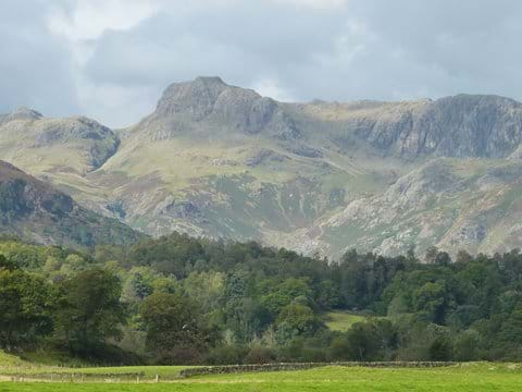 The Langdales, Lake District