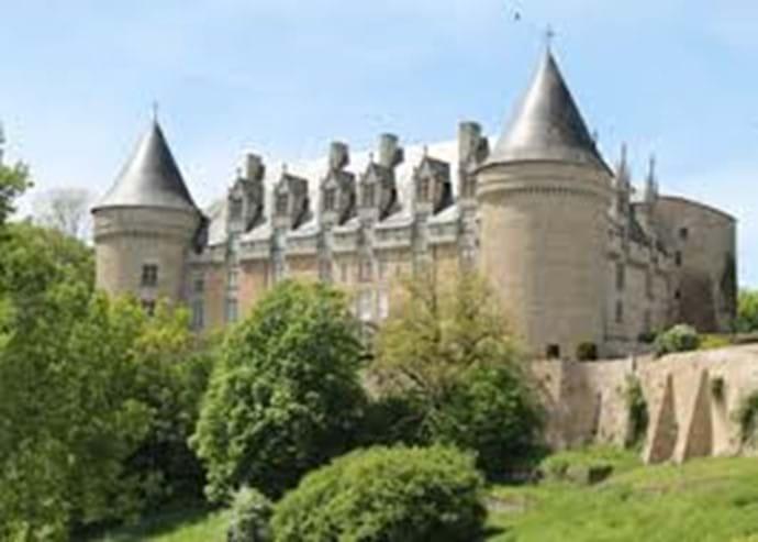 Rochechouart Chateau