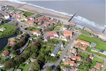 Seaview Court and the coast
