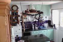 Granite worktops & all modern appliances