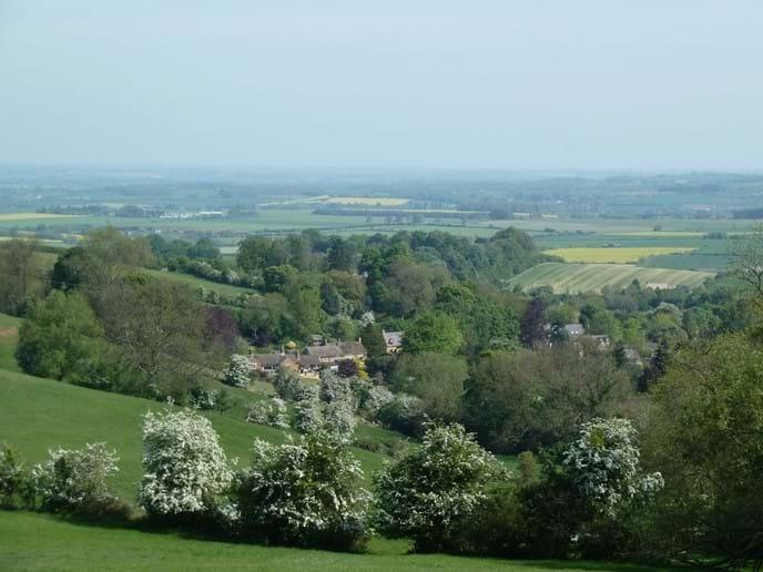 The village of Ilmington