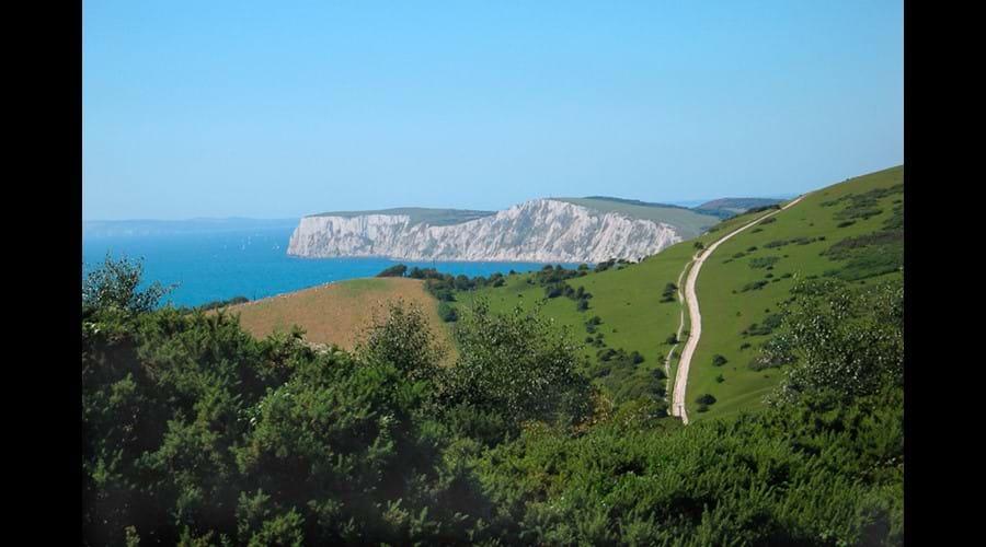 Walk the Tennyson trail