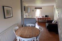 Gables - Ground floor kitchenette & eating area