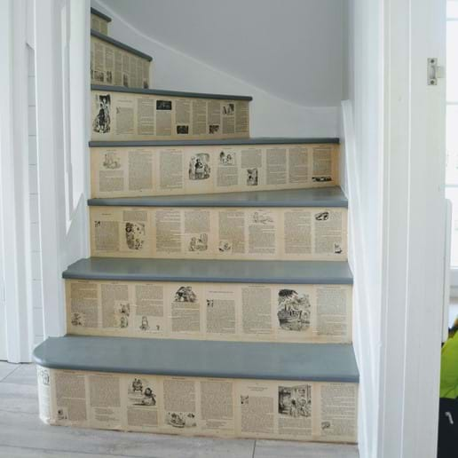Bespoke stairs...tell a story