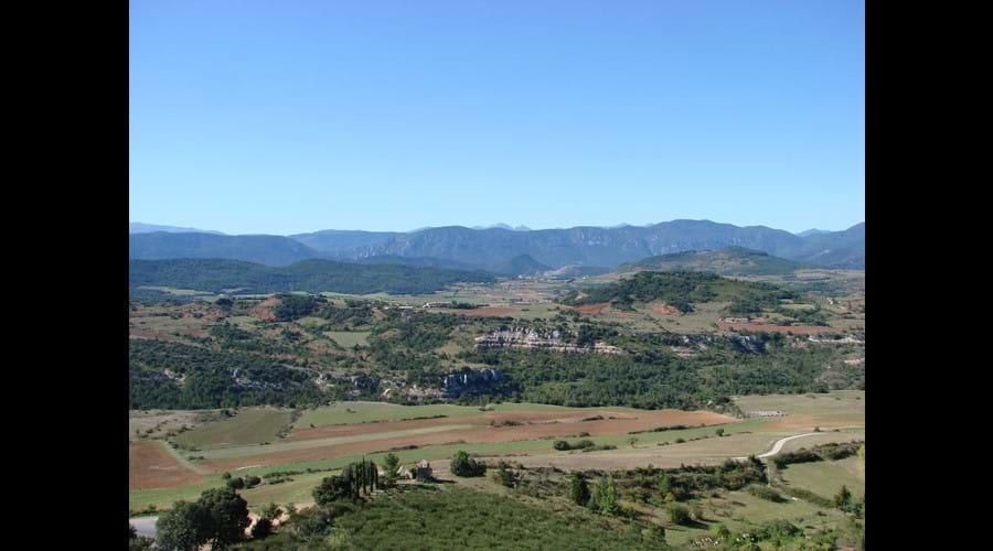 Aude countryside