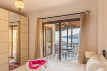 Master Bedroom with Balcony & Sea Views