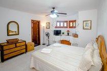 Bed 1 + full en-suite + super king size bed + ceiling fan  + mosquito net