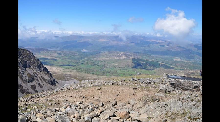 View from Cadair Idris