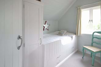 Bedroom 2 - Small Double Bed