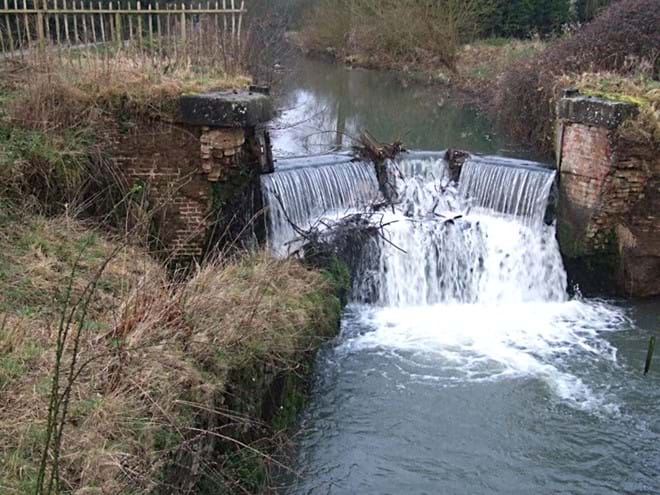 Keddington Lock Near Louth ( great walks along the river Lud) approx 20 min drive from Muntjac