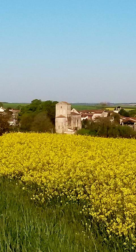 The 12th Century Fortified Church of St Peter
