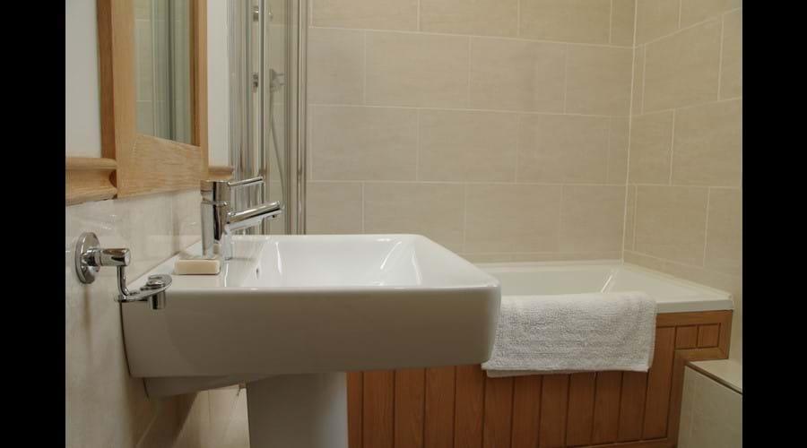 Family Bathroom with Bath & Shower