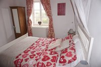 Double  room in Farmhouse with en suite