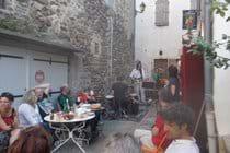 Street music, Montolieu