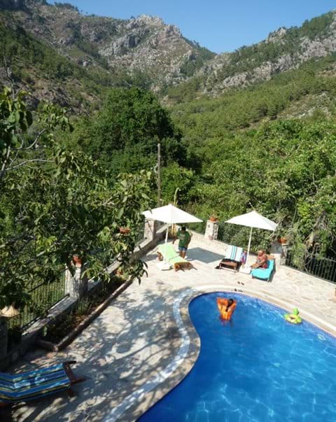 Villa Han, Orhaniye Village, Marmaris, Turkey (sleeps 8/9)
