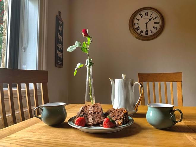 FARM STAY  in Rutland - self catering accommodation