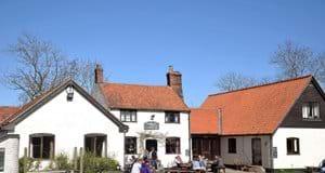 Geldeston Locks Inn (about 1 mile away)