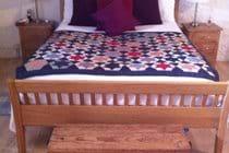 Comfy Kingsize Bed