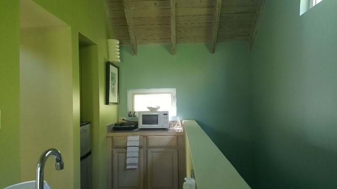 Penthouse kitchenette
