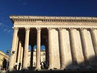 Roman history in Nimes
