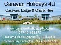 Logo - Caravan Holidays 4U
