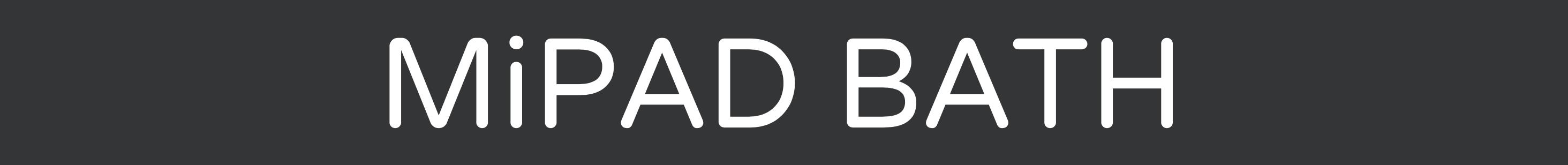 Logo - MiPAD BATH