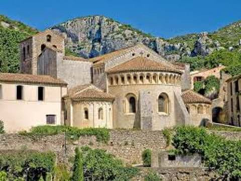 St Guilhem: Medieval Town and UNESCO heritage site