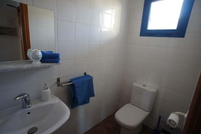 Ground floor washroom