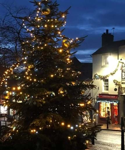 XMAS IN IRONBRIDGE IS MAGICAL, YOU MUST VISIT THE CHRISTMAS SHOP & THE IRONBRIDGE TOYBOX