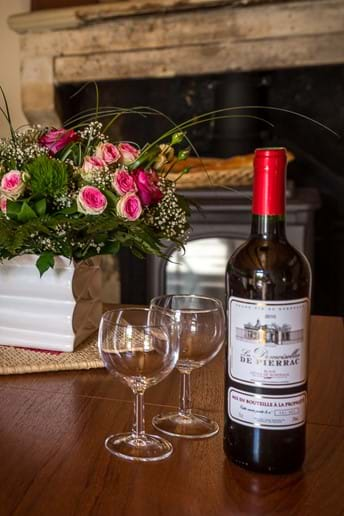Enjoy Local Wines from the Region