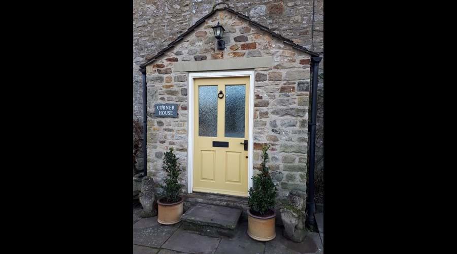 Corner House - Porch