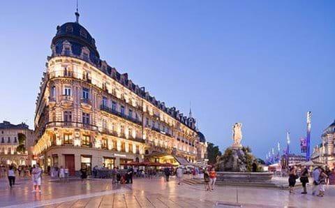 Place du Comedie - Montpellier