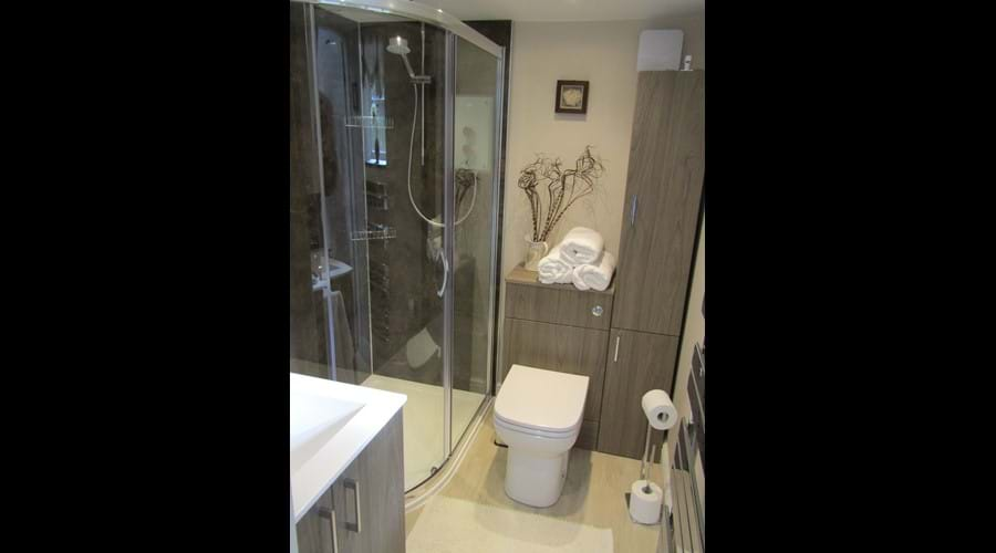 Shower room / w.c