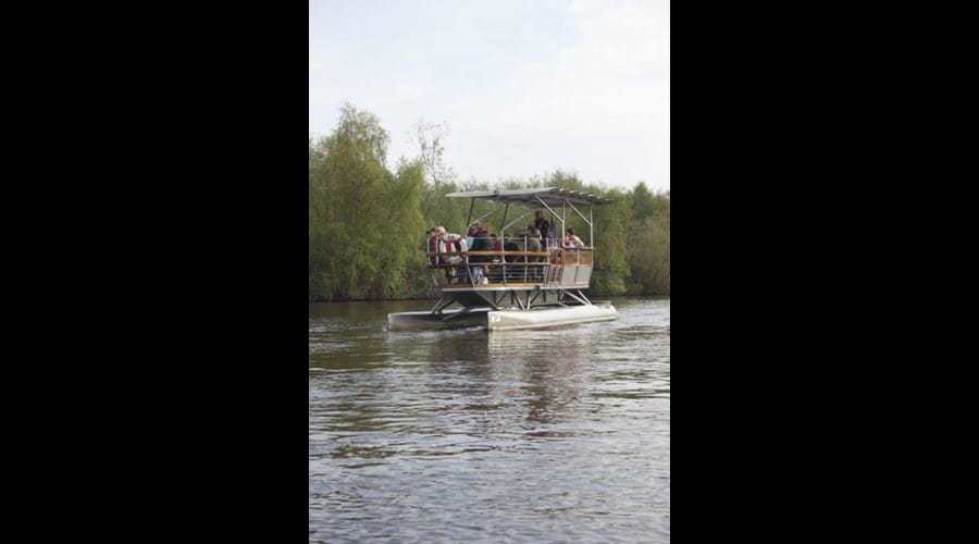 River Trips On The Broads