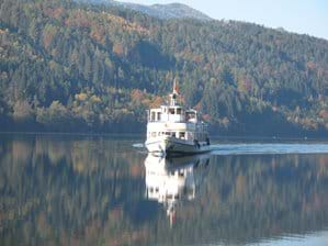 Boat Trip Millstätter See - Try Sunday Breakfast on board