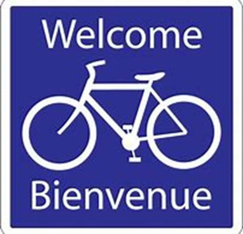 Cyclists Always Welcome